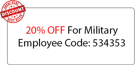 Military Employee Discount - Locksmith at Canarsie, NY - Canarsie Ny Locksmith